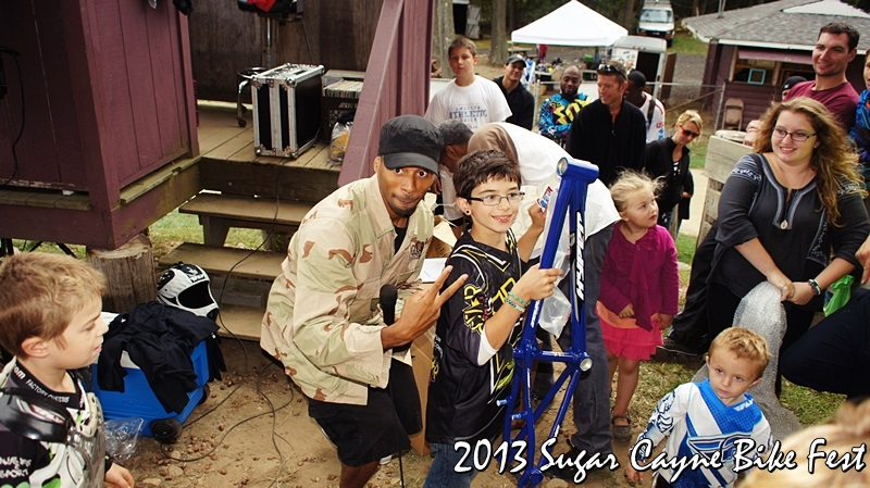 Sugar Cayne Bike Fest, photos