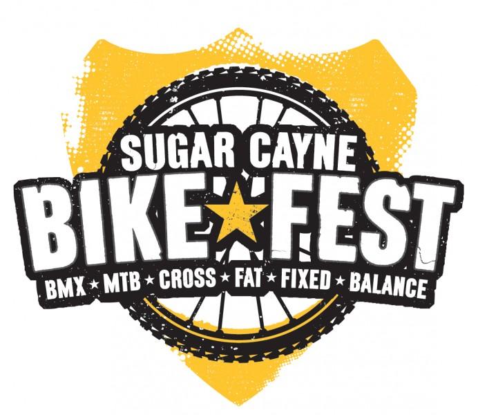 Sugar Cayne Bike Fest Logo