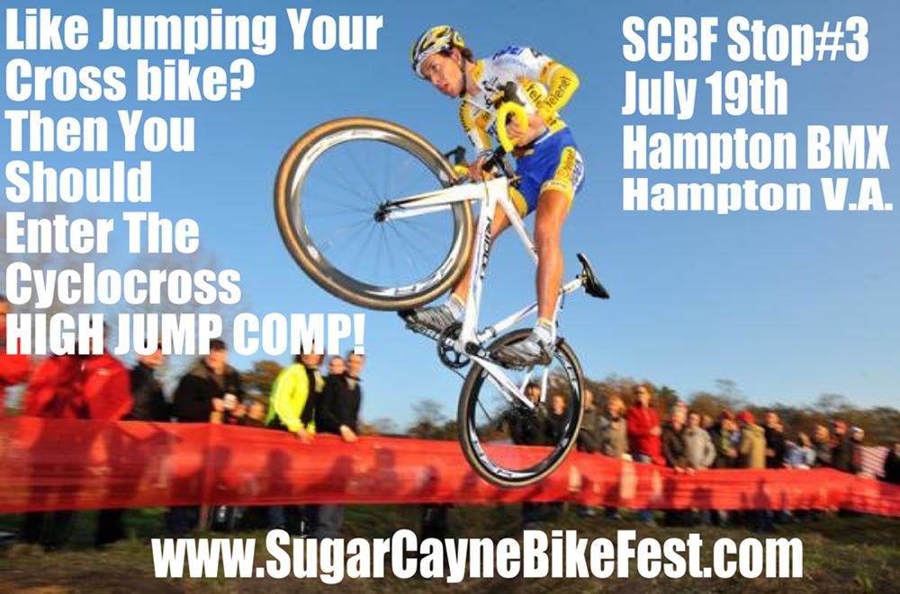 cyclocross high jump hampton