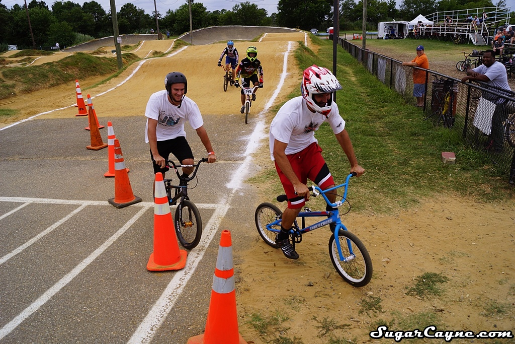 bmx meets cyclocross
