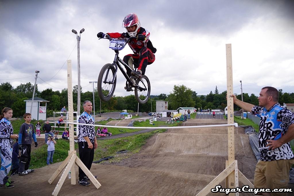 Keagan Nelson High Jump
