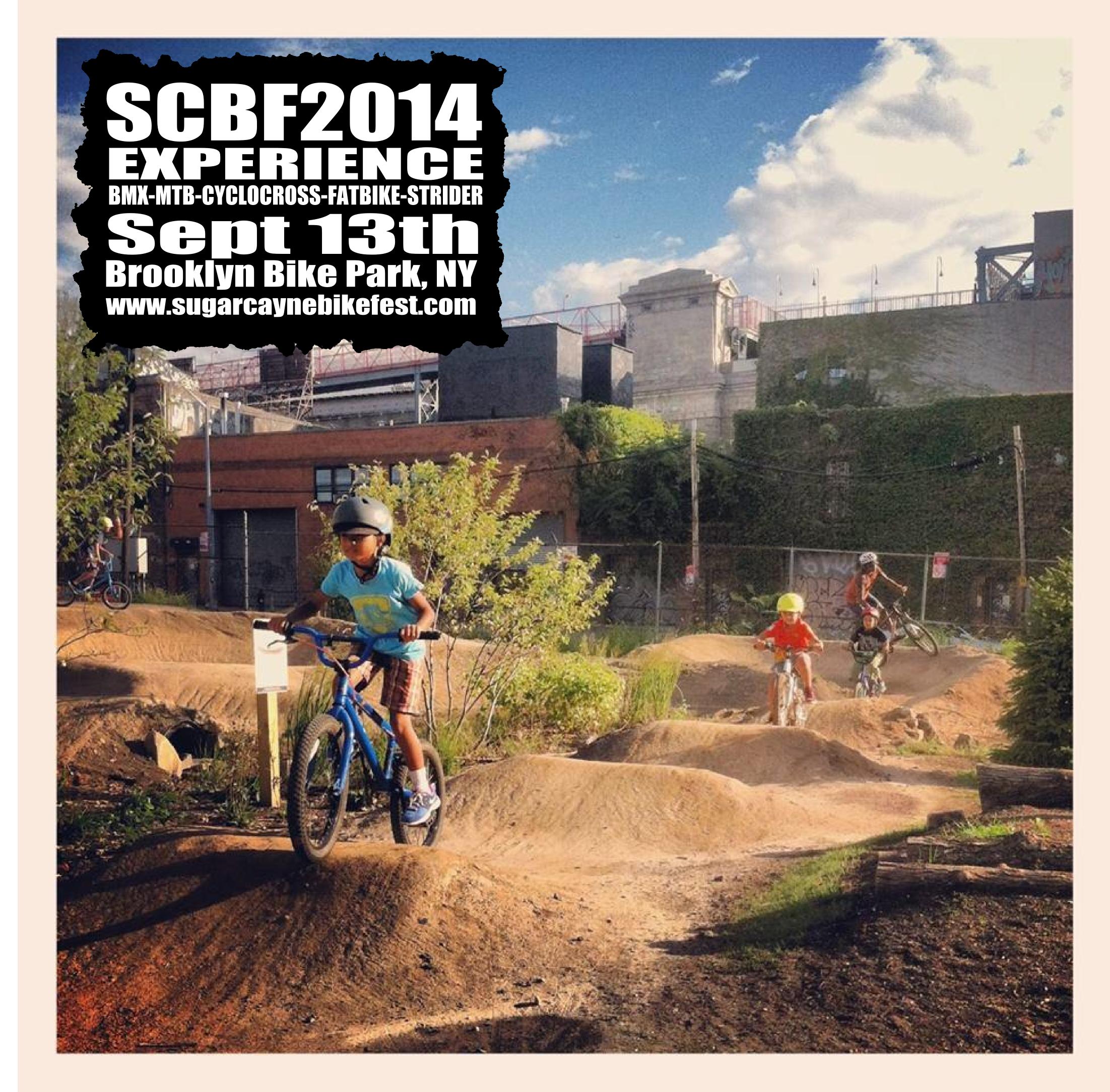 bk bike park flyer