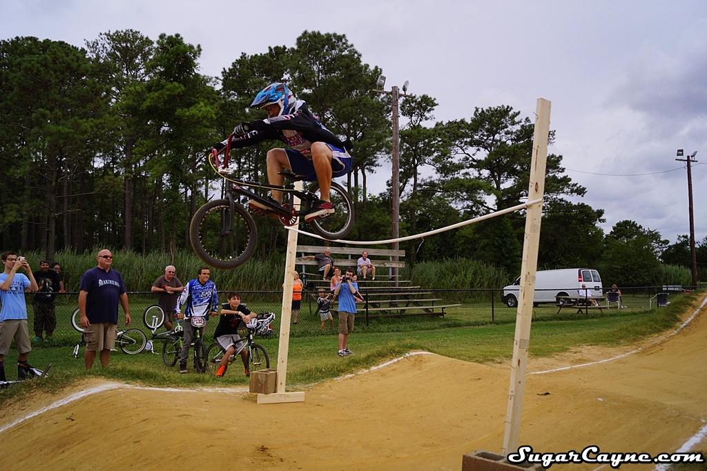 zajd high jump SCBF