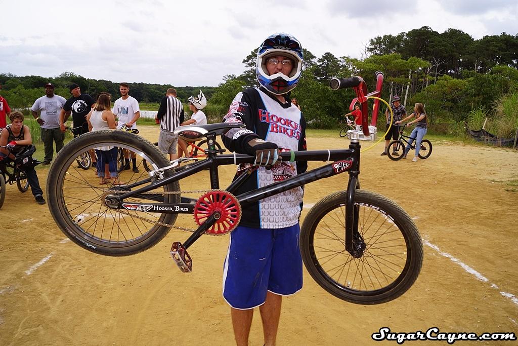 SCBF #3, 16& Over Long Jump, Results - Sugar Cayne Bike Fest