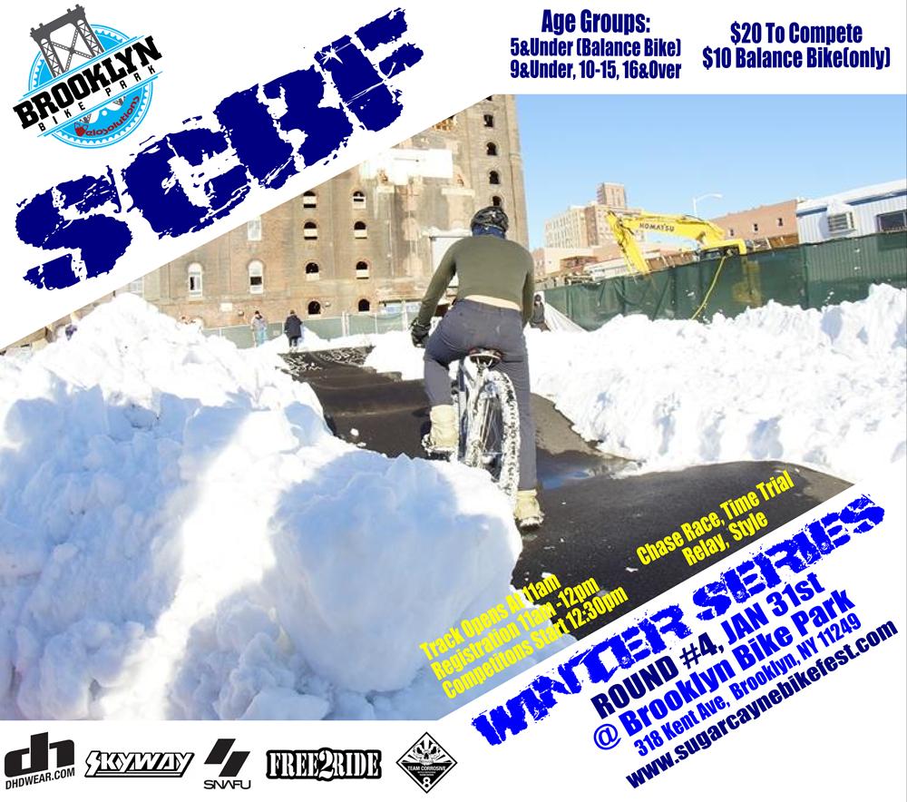 SCBF Winter Series 4