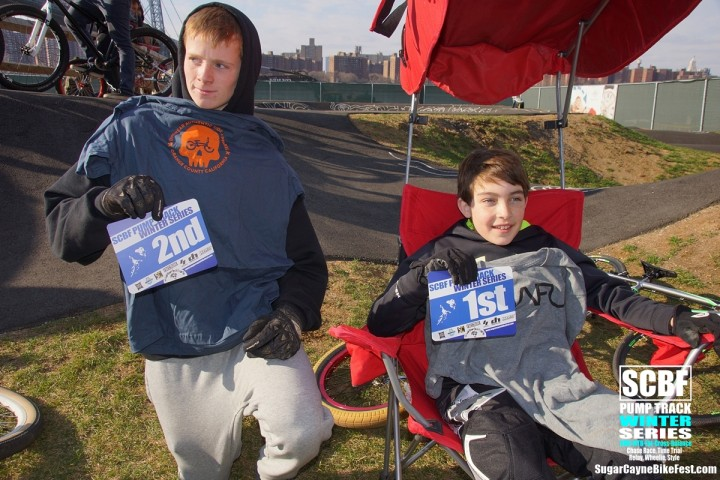 Jayden Roffi, Chris Celli, brooklyn Bike Park