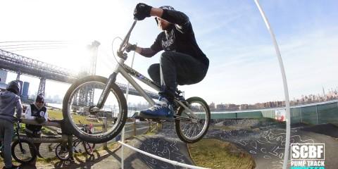 Kevin Farrell, High Jump