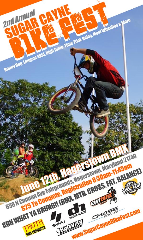 Hagerstown SCBF Flyer 2016