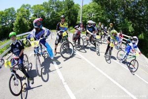 SCBF Tri-City BMX , starting hill