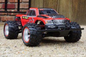 Carrera Profi Monster rc (2)