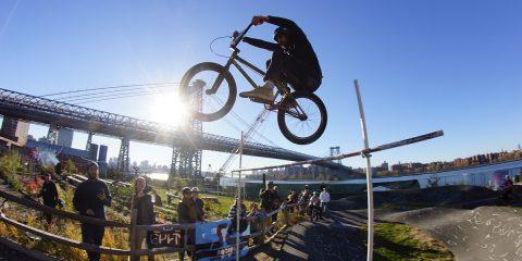 Chris Motorhead High Jump