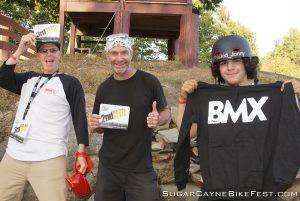 SCBF Trumbull Trail Style winner