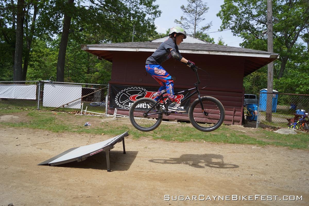 SCBF 5 trumbull jump