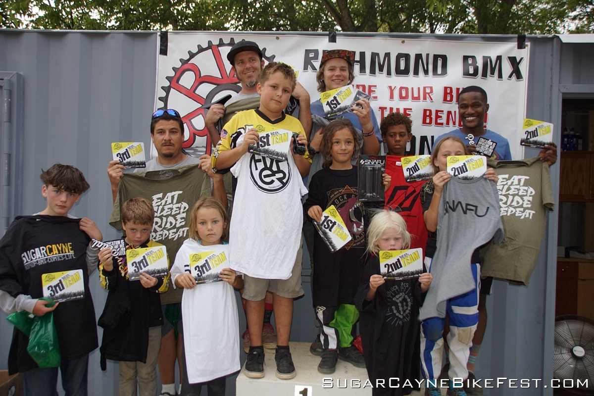 SCBF Richmond BMX 2016